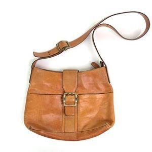 Vintage Leather Boho Purse